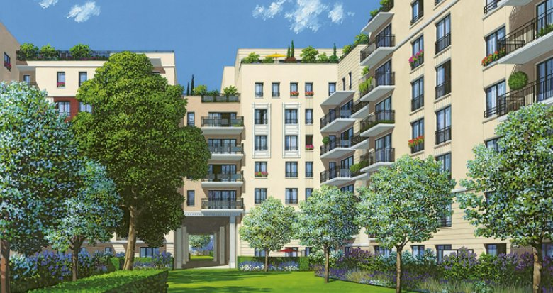 Achat / Vente programme immobilier neuf Suresnes éco-quartier (92150) - Réf. 1363