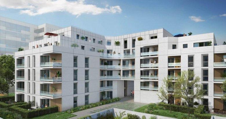 Achat / Vente programme immobilier neuf Suresnes face au Bois de Boulogne (92150) - Réf. 4895