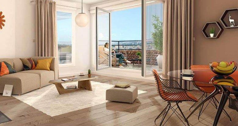 Achat / Vente programme immobilier neuf Suresnes proche gare (92150) - Réf. 2275