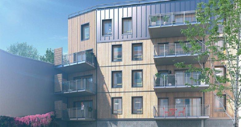 Achat / Vente programme immobilier neuf Vanves proche des commodités (92170) - Réf. 2349