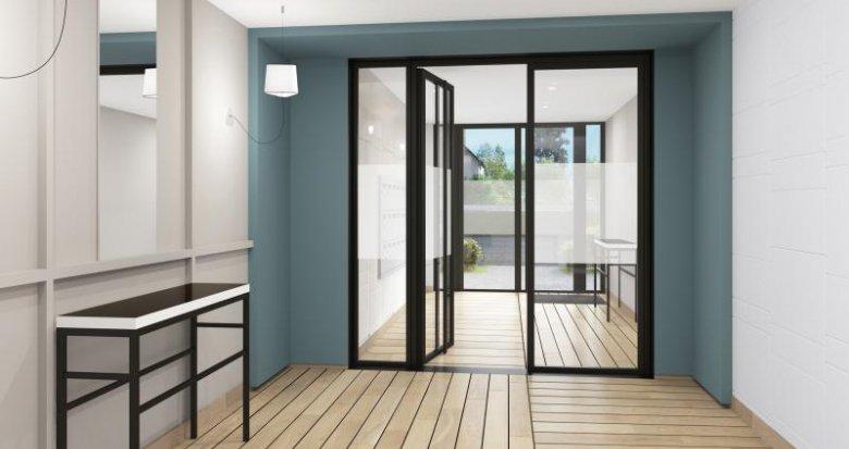 Achat / Vente programme immobilier neuf Villeneuve-la-Garenne proche du parc de la Chanteraine (92390) - Réf. 123